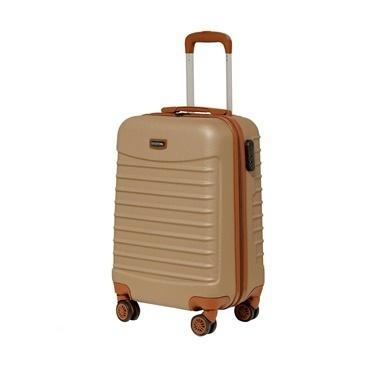 Travelsoft Valiz Krem